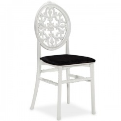 Venüs Sandalye Beyaz