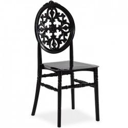 Venüs Sandalye Siyah