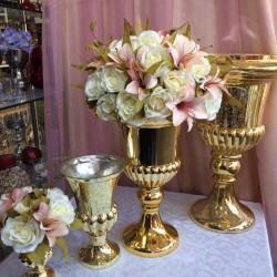 Gold Cam Vazo
